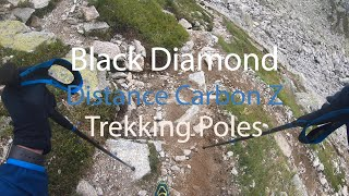 Black Diamond Carbon Distance Z Trekking Poles