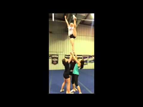 Skylar Jordan UCA Staff tryout