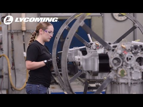 Take your career to new heights at Lycoming Engines