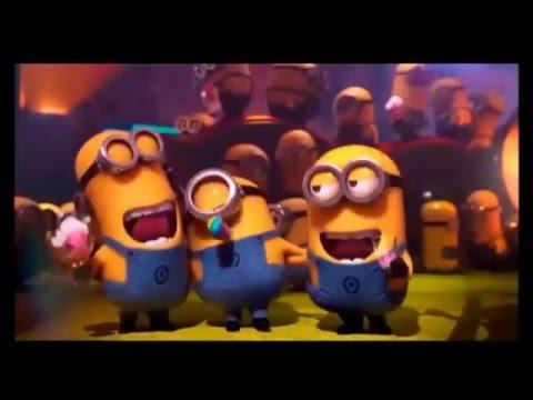 Los Minions Borrachos - Vamos por unas Cheves