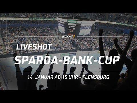 LIVE   Hallenfußball   Sparda-Bank-Cup Flensburg   14.01.2018   SPORT1