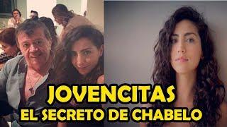 CHABELO CON TODA LA ACTITUD DE MIRREY PRESUME NOVIA JOVENCITA
