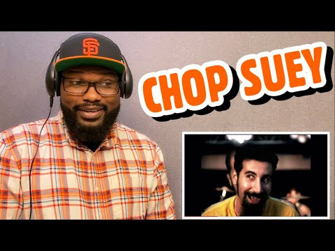 SYSTEM Of A DOWN - Chop Suey! | REACTION