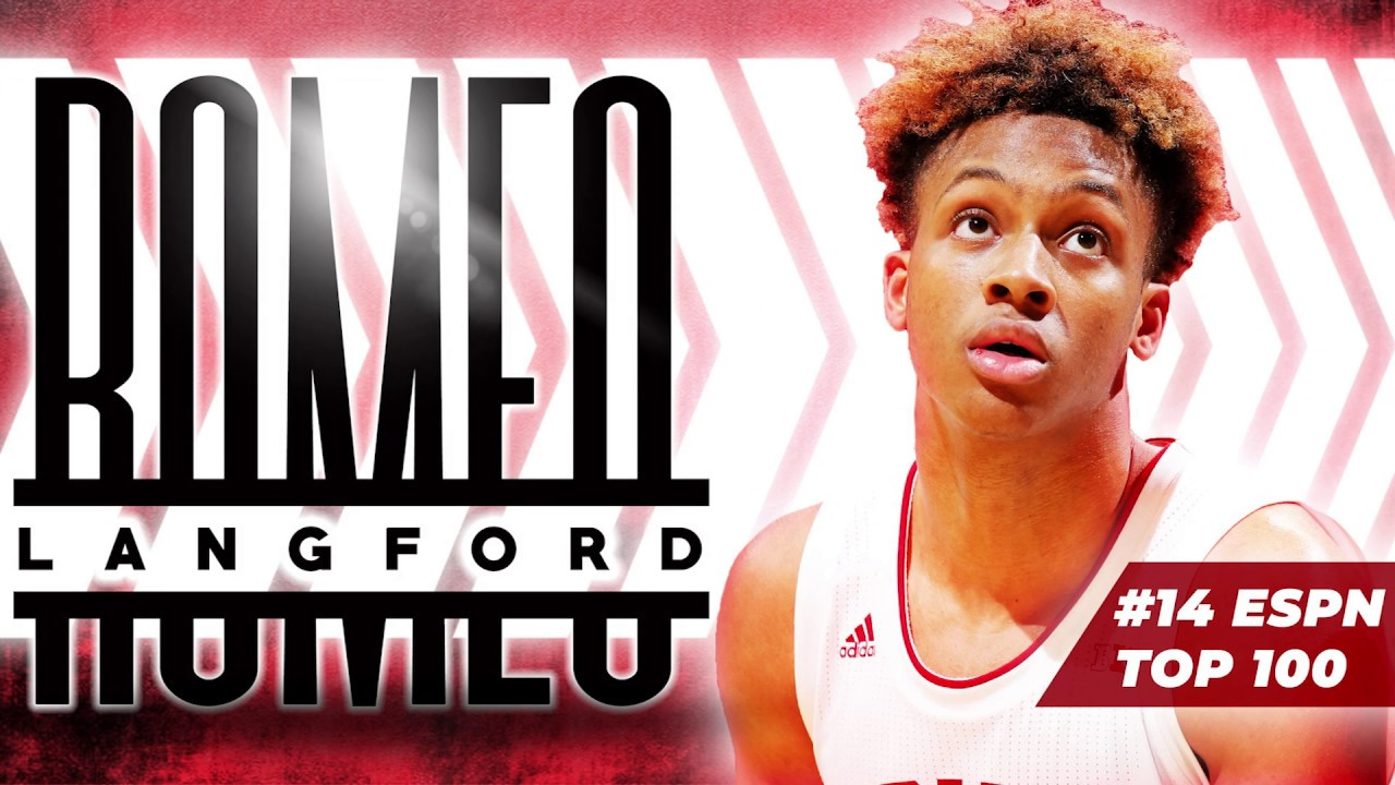 Indiana Basketball: Romeo Langford Full Length ESPN NBA Draft