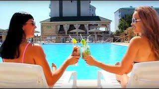 Пансионат «Селена» город-курорт Анапа. Презентационный фильм 2015.