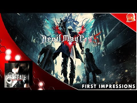 Devil May Cry 5 Demo - First Impressions (Off The Cuff) thumbnail