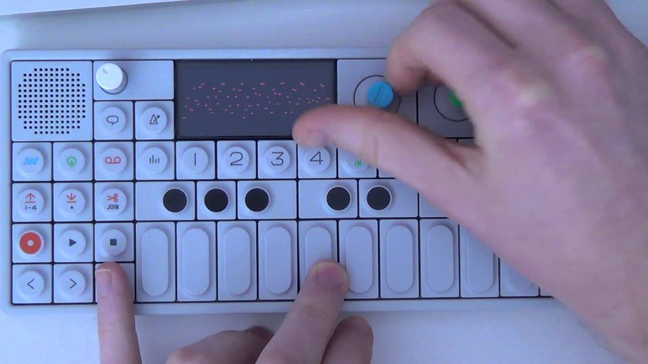 Teenage Engineering OP 1 - Sound Demos