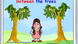 Where is Yara? Relative Position for Math Primary one
