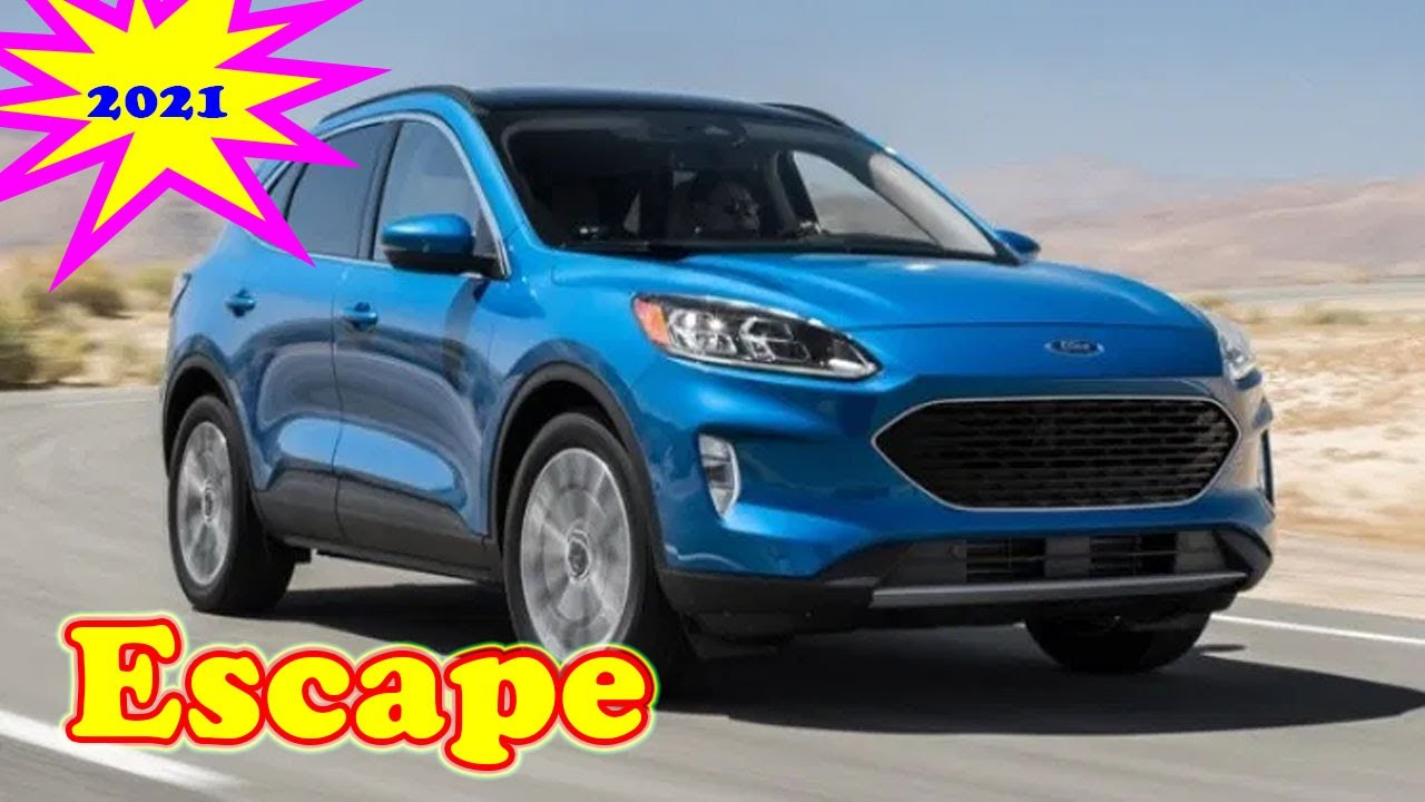 2021 Ford Escape Ratings