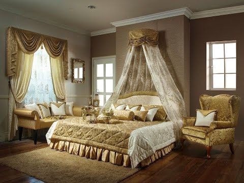 Bedroom sets bridal bedroom sets youtube for Asian wedding bedroom decoration