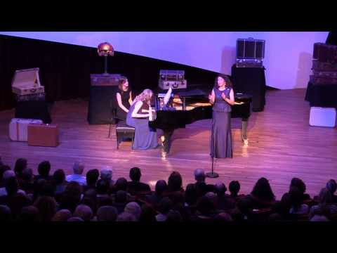 "DUO ROSA - ""Sérénade toscane"" by Fauré | CD ""Return"" | Philharmonie Luxembourg"