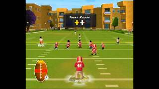 Backyard Football 10 Falcons vs Redskins Part 1