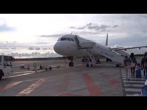 [7th of August 2017] AirFrance A321 Economy from Brest to Marseille - France