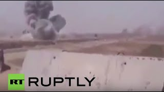 Iraq: Unverified video claims to show US strike on Iraqi forces, 30+ reported dead thumbnail