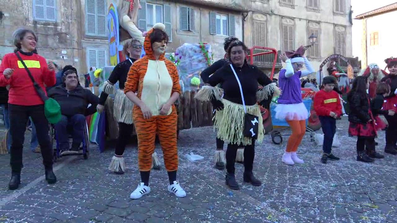 Pubblicazioni Matrimonio Oriolo Romano : Carnevale oriolo romano 2018 1° uscita youtube