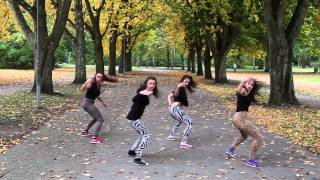 RDX - Kotch Choreography Dancehall by Essential dance crew from Sweden