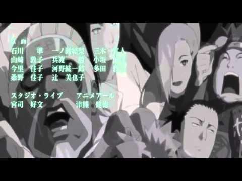 Naruto Shippuden - Ending 21