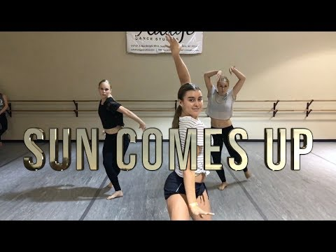 Sun Comes Up ft Kalani Hilliker  Rudimental ft James Arthur  Brian Friedman Choreography  Adage