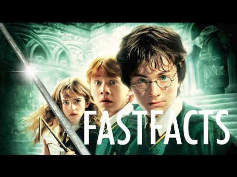Fast Facts: Harry Potter and the Chamber of Secrets