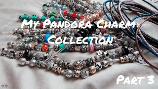 My Pandora Charm Collection part 3 | July 2018