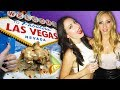 Travel Vlog: Doing VEGAS In Two Days!