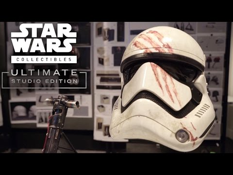 Unboxed & Examined: Star Wars Collectibles: Ultimate Studio Edition