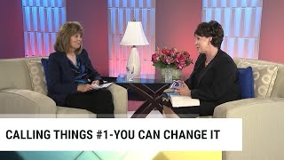 Annette Capps - Concepts of Faith #178(HD)-Calling Things #1-You Can Change It