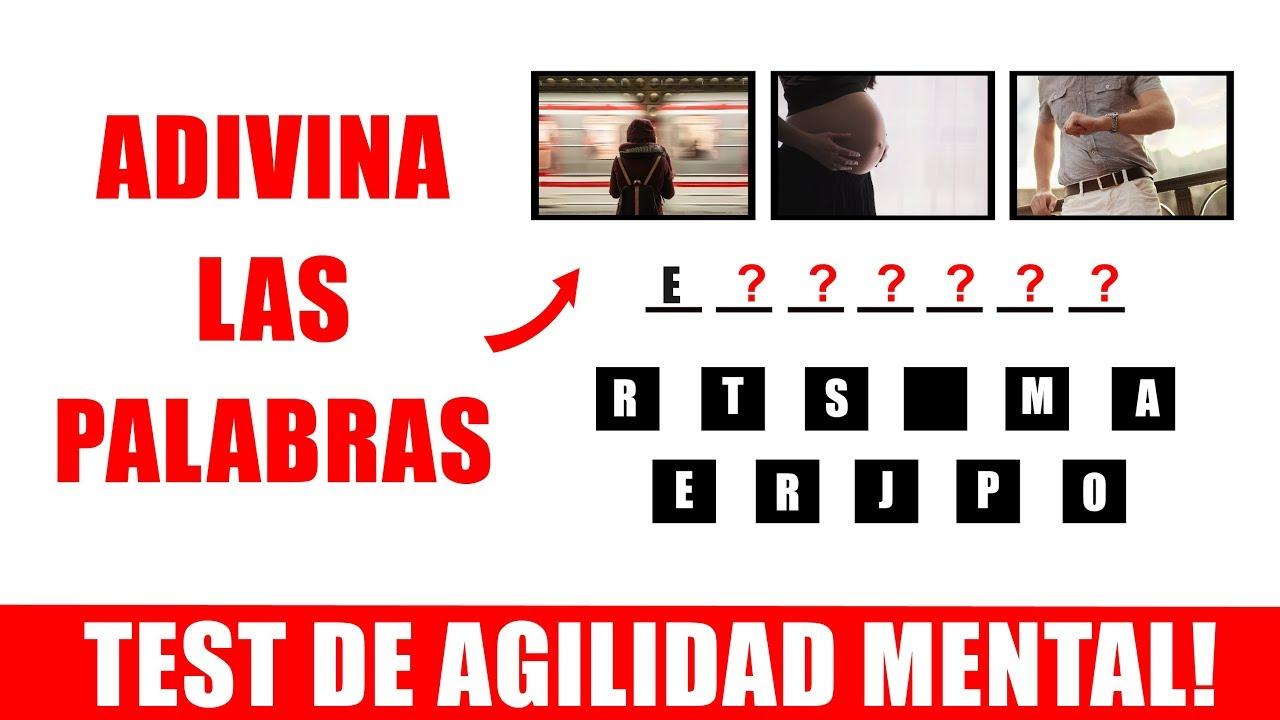 TEST DE AGILIDAD MENTAL 2 / Wiki Reto
