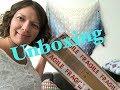 Ophelia Talks about unboxing Coat Hangers