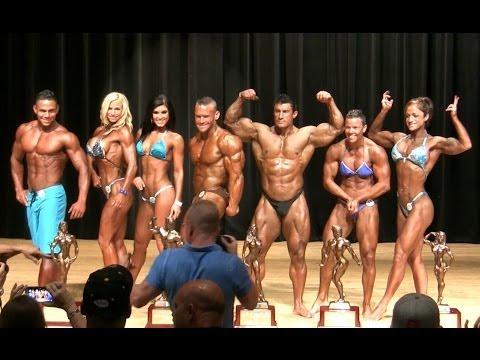 2013 NPC All South Bodybuilding Championship. All the Winners