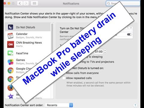macbook pro battery drain while sleeping here 39 s the real fix youtube. Black Bedroom Furniture Sets. Home Design Ideas