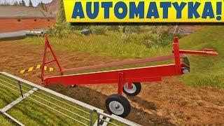 Automatyczne czyszczenie koryt! | Farming Simulator 17 Polski gameplay