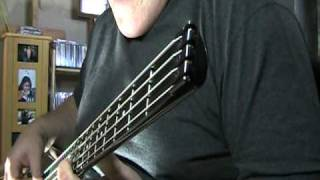 Rush Force Ten Bass Cover