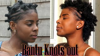 Bantu Knot/out - Afro Suki