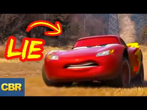 10 Lies You Were Told About Pixar's Cars
