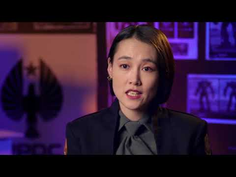 Rinko Kikuchi  PACIFIC RIM: UPRISING