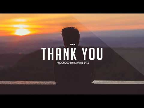 MarioBeatz - Emotional Piano Smooth Rap Beat Hip Hop Instrumental - 'Thank You'