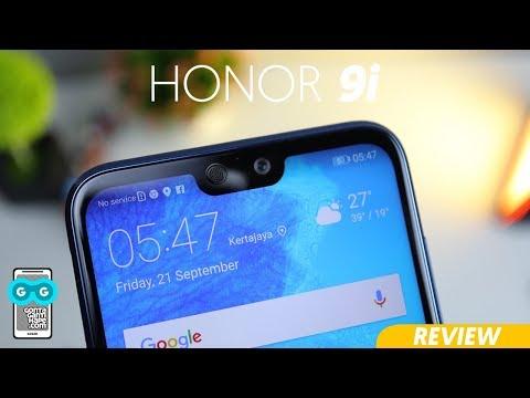 Review Honor 9i, Banyak Peningkatan atau Cuma Nambah Poni?