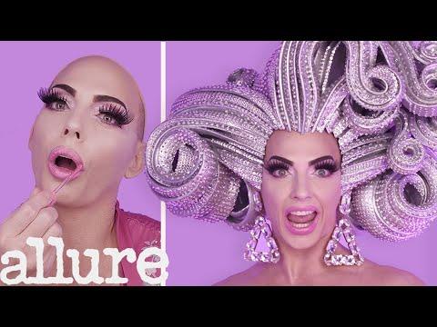 RuPaul's Drag Race Star Alyssa Edwards' Drag Transformation Tutorial | Allure