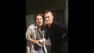 """Prison Break 5 - Behind The Scenes (Theodore """"T-Bag"""" Bagwell's Funny Moments)"""