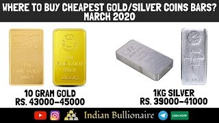 Learn how to buy gold bars | Simple guide for beginners |Hints, Tips, Tricks