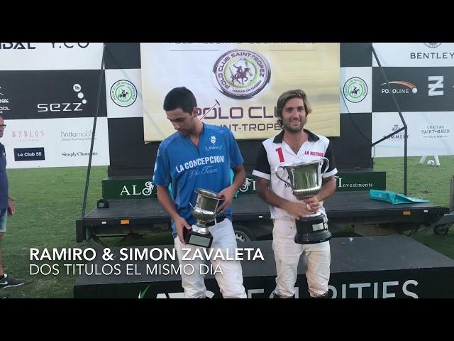 Pololine TV - Ramiro & Simon Zavaleta (Esp)