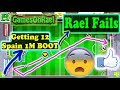 SOCCER STARS Rael Fails & Getting 12 BOOTS On Spain 1M + France 5M Games Tips & Tricks