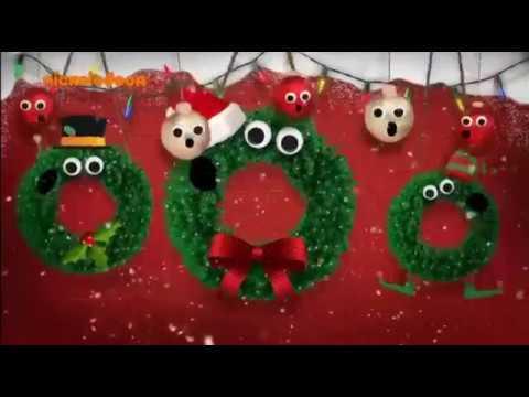Nickelodeon Greece - Christmas Advert & Ident 2017 [King Of TV Sat]