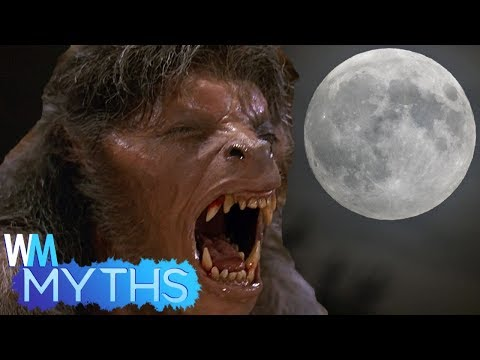 Top 5 Myths About The Moon