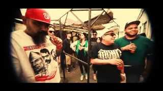 TAIGA TRECE feat. MC LUKA - BienVenidos (Official HD Video/ Mexico 2014)