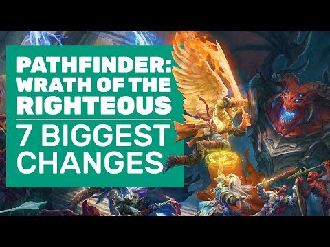 Commanding Armies And 7 More Changes In Pathfinder: Wrath Of The Righteous (PC Gameplay)