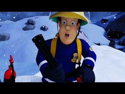 Fireman Sam New Episodes | SPECIAL | Christmas ⛄ Ice rink on fire! 🔥 1 h Season 10 🎄 Kids Movies