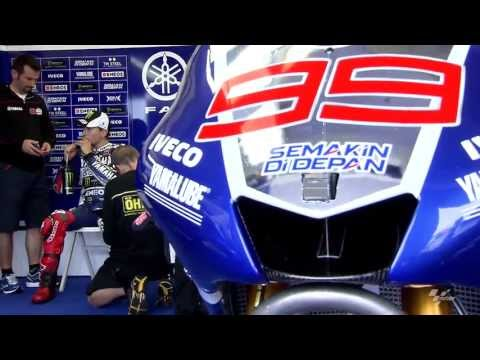 MotoGP™ Silverstone 2013 - Yamaha in Action