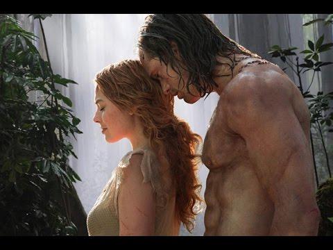 """""""The Legend of Tarzan 2016"""" Romantic // Passion scene"""